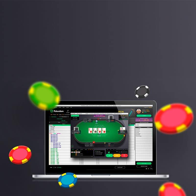 Изменения в клиенте Pokerdom для компьютера